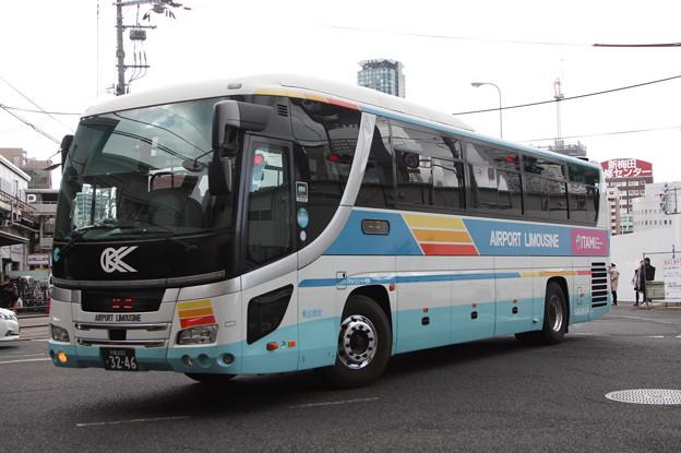 大阪空港交通 大阪200か3246