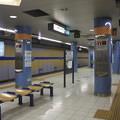 神戸市営地下鉄海岸線 新長田駅 ホーム