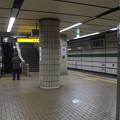 神戸市営地下鉄西神・山手線 大倉山駅 ホーム