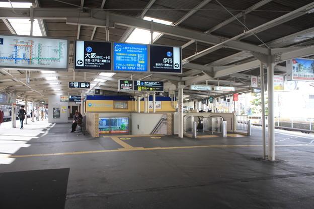 阪急神戸線・伊丹線 塚口駅 ホーム