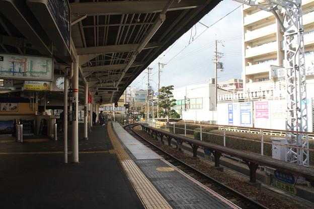 阪急伊丹線 塚口駅 ホーム