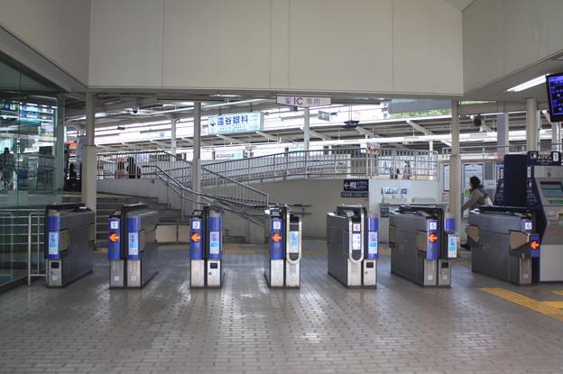 阪急 塚口駅 改札口