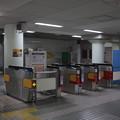 Photos: 大阪市営地下鉄谷町線 守口駅 改札口