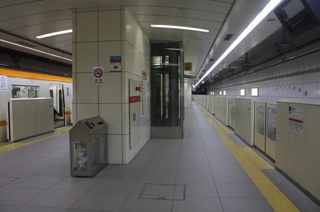 大阪市営地下鉄今里筋線 今里駅 ホーム