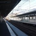 Photos: 阪急神戸線 御影駅 ホーム