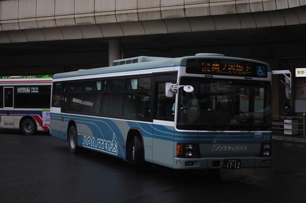 関鉄グリーンバス G076