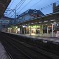 Photos: 阪急神戸線 十三駅 ホーム