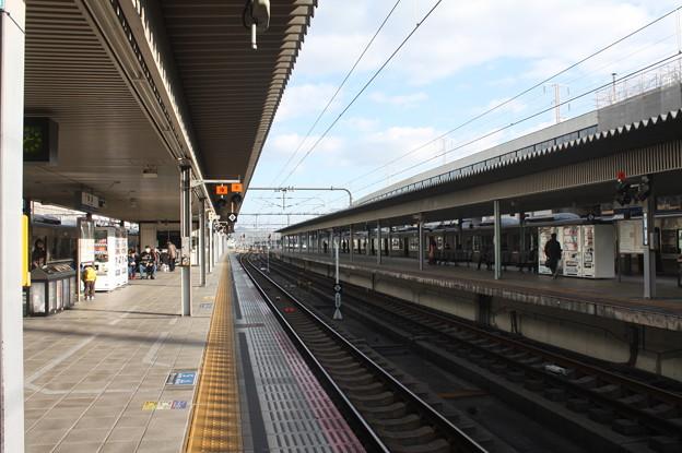 姫路駅 ホーム