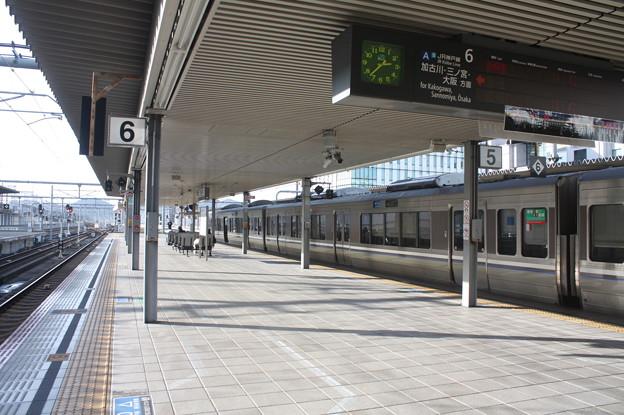 姫路駅 5番のりば・6番のりば ホーム