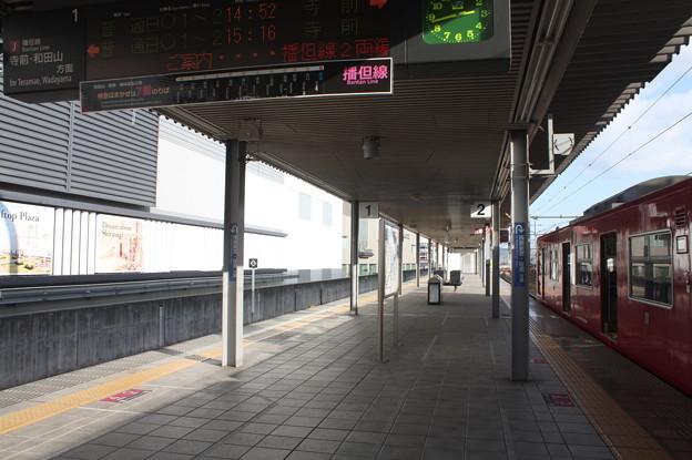 姫路駅 1番のりば・2番のりば ホーム