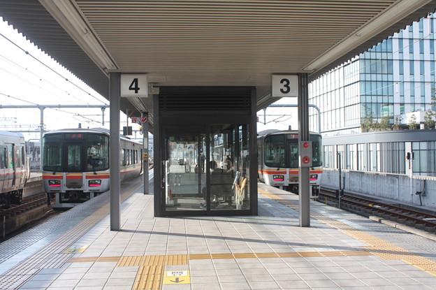 姫路駅 3番のりば・4番のりば ホーム