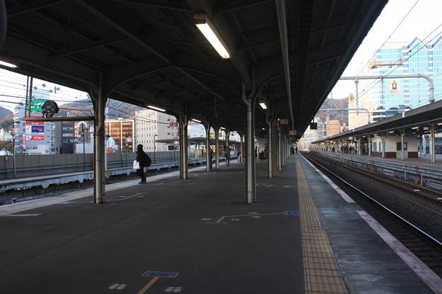 JR神戸線 神戸駅 2番のりば・3番のりば ホーム
