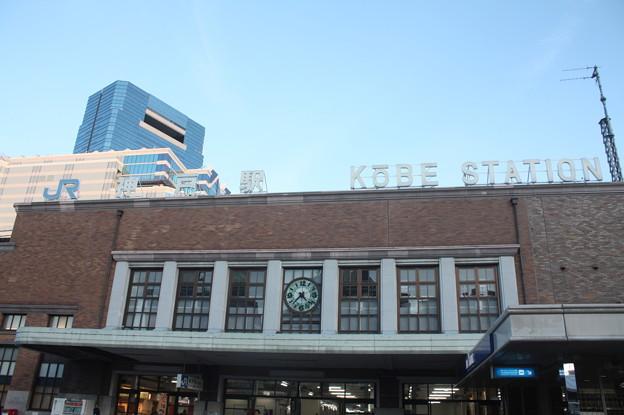 JR神戸線 神戸駅