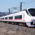 E657系K16編成 5M 特急ひたち5号 いわき 行