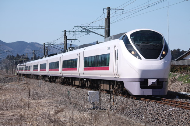 E657系K15編成 2055M 特急ときわ55号 勝田 行