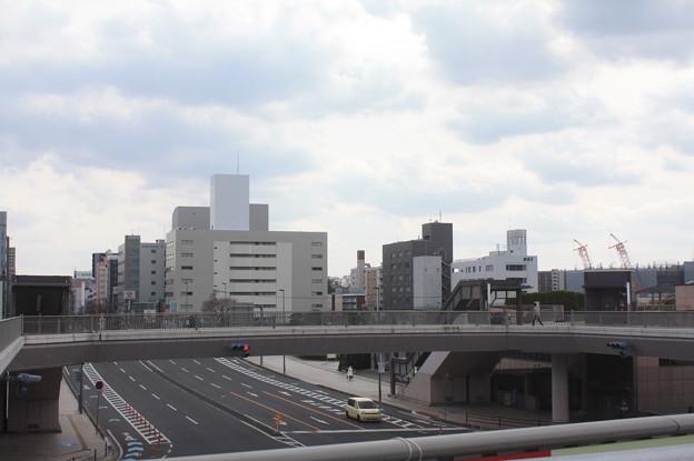 水戸駅南口の風景 (3)