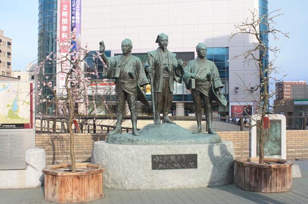 水戸駅北口の風景 (3)