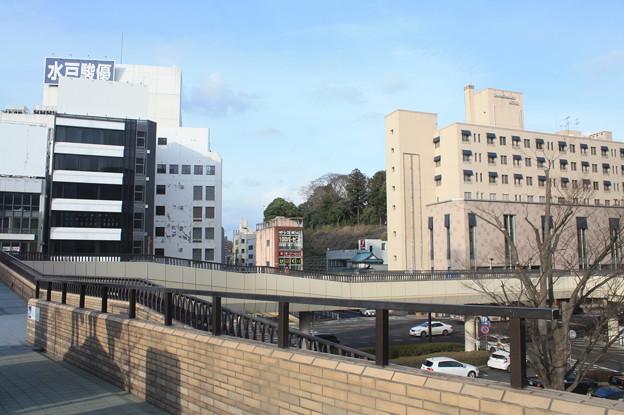 水戸駅北口の風景 (4)