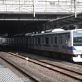 Photos: 常磐線 E531系K413編成 436M 普通 上野 行