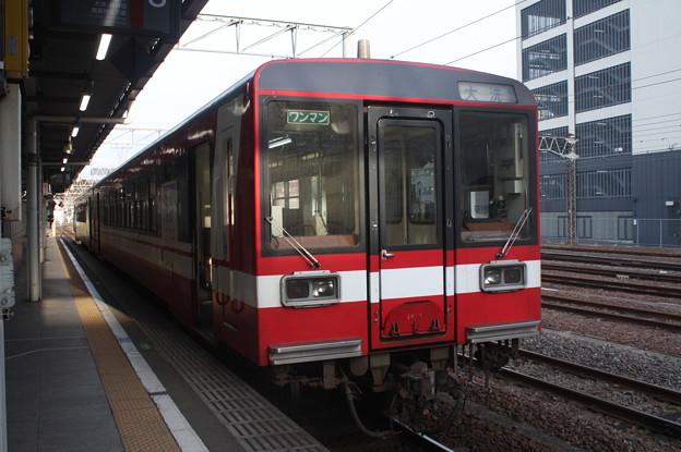 鹿島臨海鉄道6000形6014