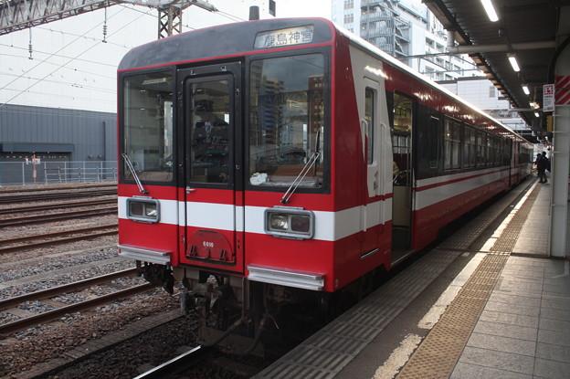 鹿島臨海鉄道6000形6010