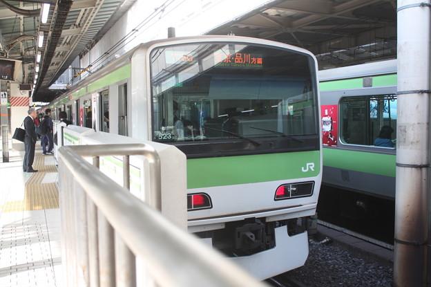 山手線 E231系500番台トウ523編成