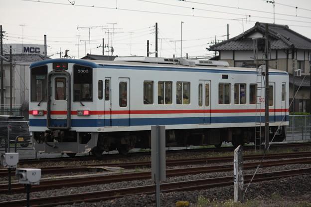 関東鉄道常総線 キハ5000形5003