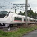E657系K12編成 65M 特急ときわ65号 勝田 行
