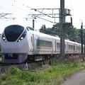 E657系K13編成 65M 特急ときわ65号 勝田 行