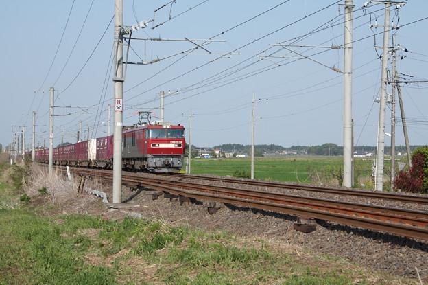 2094レ EH500‐59+コキ