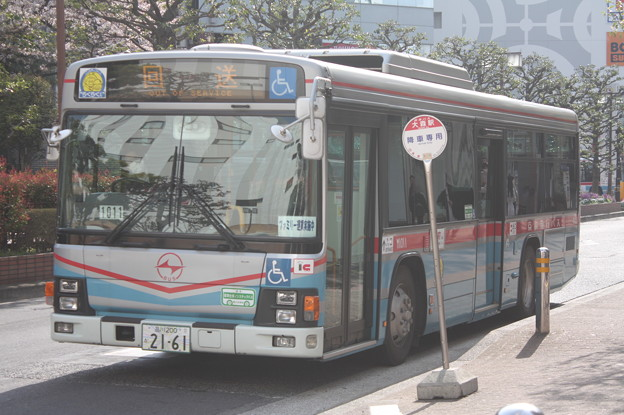 京浜急行バス M1011号車