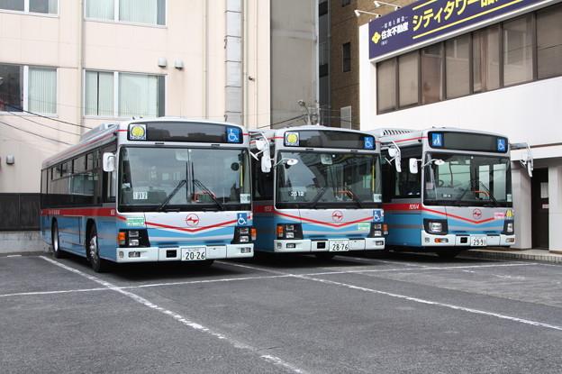 京浜急行バス M1912・M2512・M2614