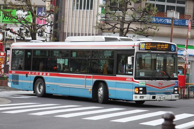 京浜急行バス M1854号車 森50系統