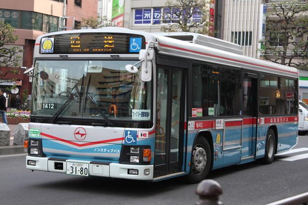 京浜急行バス M1412号車