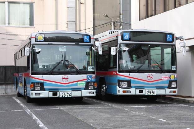 京浜急行バス M2512・M2614