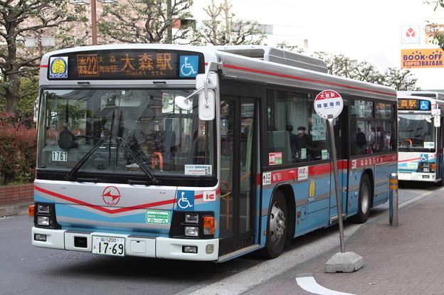 京浜急行バス M1761号車