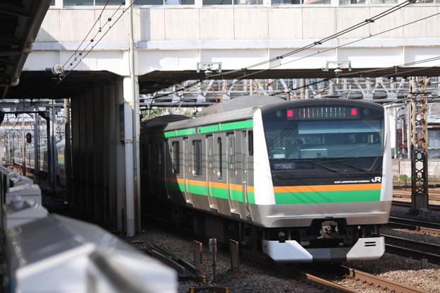 東海道線 E233系3000番台U624編成