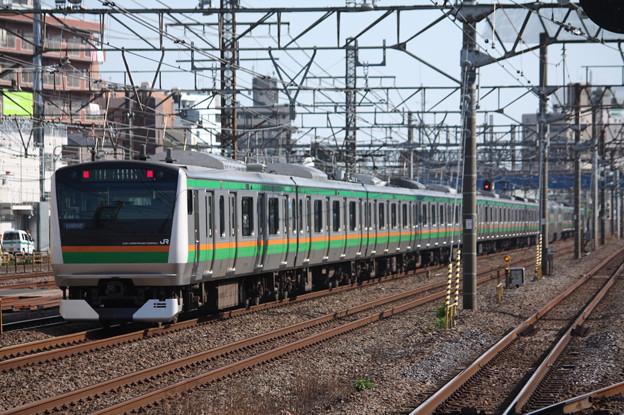 東海道線 E233系3000番台E-64編成