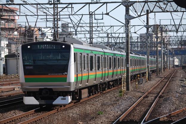 東海道線 E233系3000番台U225編成