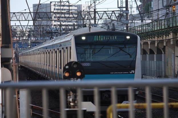 京浜東北線 E233系1000番台サイ168編成