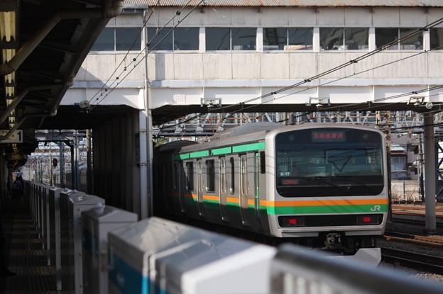 東海道線 E231系1000番台K-17編成