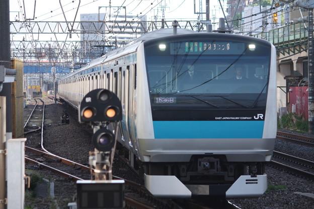 京浜東北線 E233系1000番台サイ158編成