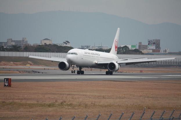 日本航空 JAL B767‐300ER JA602J (2)