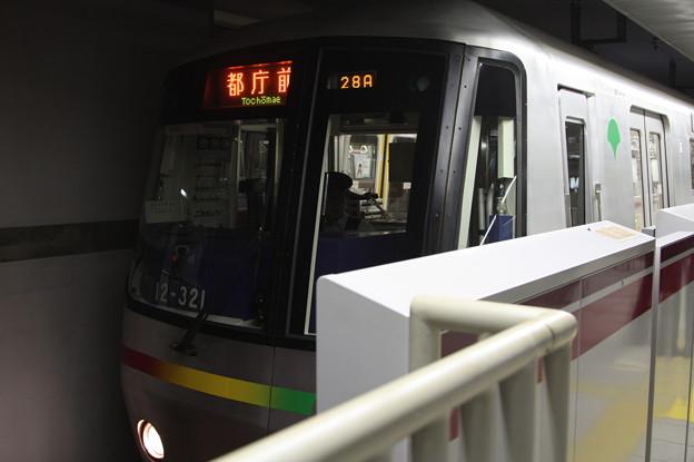 都営地下鉄大江戸線 12-000形12-321F