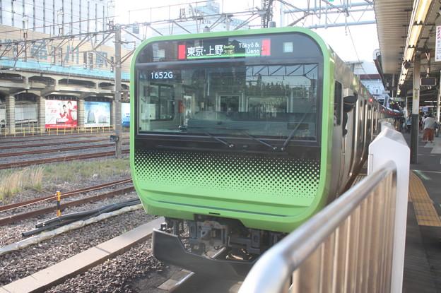 山手線 E235系トウ11編成 1652G 東京・上野方面 行