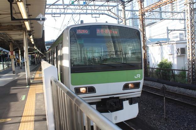 山手線 E231系500番台トウ524編成 1525G 渋谷・新宿方面 行