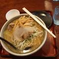 Photos: らーめんげんき屋 味噌ラーメンメンマ・チャーシュートッピング