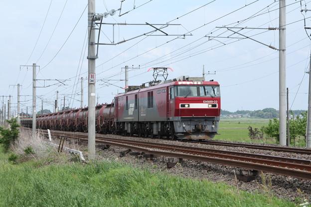 安中貨物 5094レ EH500-33+タキ+トキ (4)