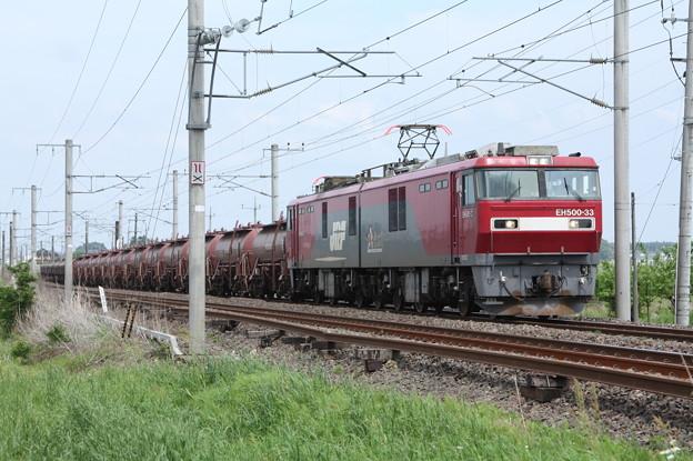 安中貨物 5094レ EH500-33+タキ+トキ (6)