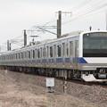 常磐線 E531系K401編成 339M 普通 勝田 行